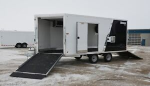 2018 Mission Trailers 101 X 16 DL H LM