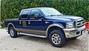 2006 Ford King Ranch 250