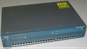 $ 15.00 Cisco 2924 modular switch