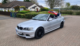 image for 2004 BMW 318CI M SPORT CONVERTIBLE 86k!! AUTOMATIC!! PETROL