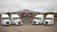 Seeking Local drivers to work out of Debert and Stellarton, NS