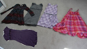 5 beautiful girls dresses size 6