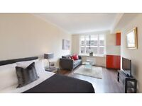 STYLISH STUDIO FLAT WITH VIDEO ENTRY,LIFT,HIGH QUALITY FINISH IN Hill Street, Mayfair London