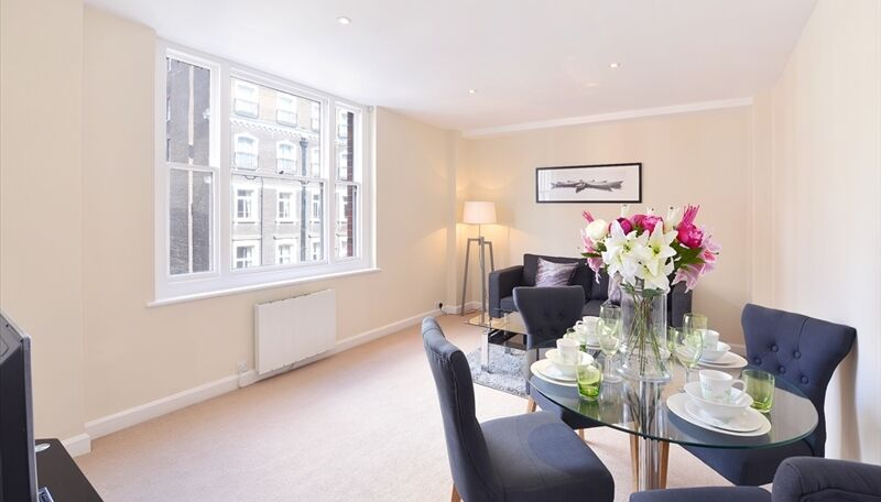 Central London Hyde Park one bedroom Furnished Flat!!!!