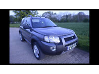 2006 LAND ROVER FREELANDER HSE TD4 2.0 93k! AUTOMATIC! DIESEL 4x4 TOW BAR AUTO