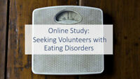 Online Eating Disorder Study: Recruiting Volunteers