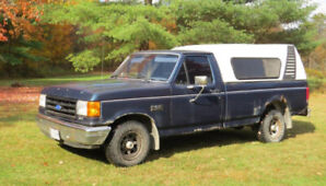 1988 Ford F150 Custom For Sale