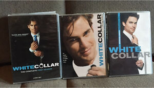 White Collar DVD seasons Kingston Kingston Area image 1