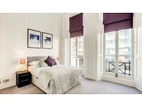 Kensington 2 bed flat newly redecorated available now!!!