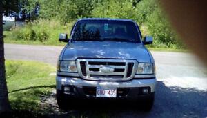 2006 Ford Ranger XL 4x4 $3,900 neg