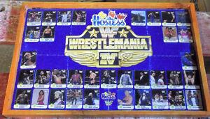 WWF  WrestleMania IV pic ( WWE ) - Hostess Chips promotion