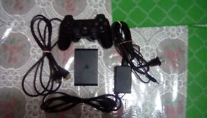 PlaystationTV w/ controller and all cables