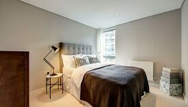3 Bedroom / 2 Bathroom Apartment - Merchant Square W2 - Available Immediately