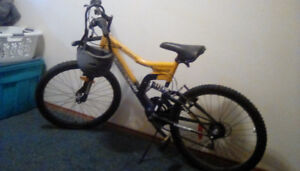 21 speed bike price reduced by $75.00