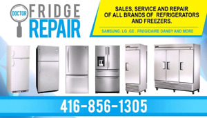 Doctor fridge repair we can fix your fredge416 856 130