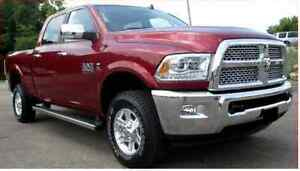 2013 Ram 2500 Laramie Low KM Very Clean