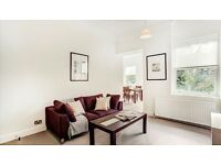 Spacious newly refurbished 2 bed flat in Kensington