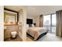 Stunning 3B2bath with canal views and key entry phone & concierge service in Merchant Square London