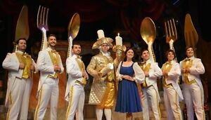 2 Tickets to Neptune's Beauty and The Beast Sunday October 9th