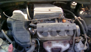 05 civic has leaky brake line lots of new parts $1100