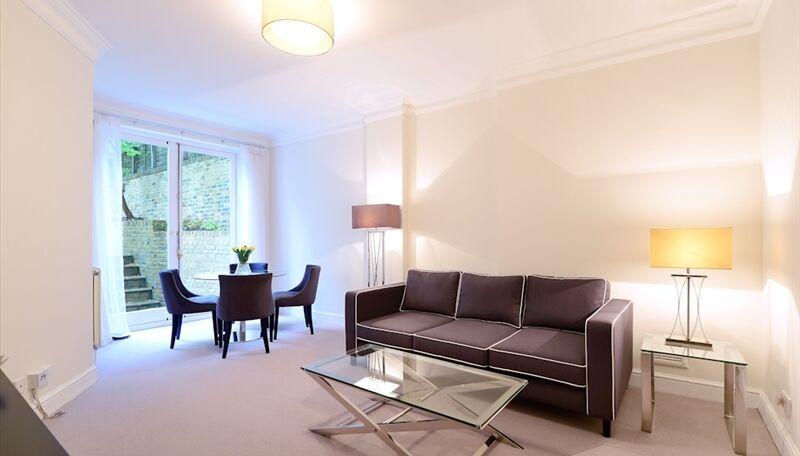 Huge Fully furnished 2 bed flat in Kensington & Chelsea