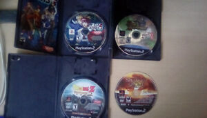 PS2 Video Games + Hardware
