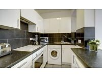 WOW 2 BEDROOM FLAT WITH PORTER, COMMUNAL GARDEN, FURNISHED, PORTER AVAILABLE IN Fulham Road London