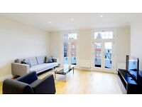 Bright and airy two double bedroom apartment, with family bathroom and en suite is now available.