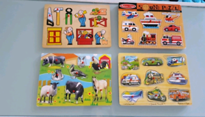 children puzzles Casula Liverpool Area Preview