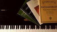 Piano/Music Theory Instructor (Private Lessons), Calgary NW