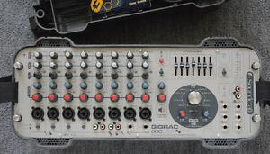 Gigrac 600 by Soundcraft