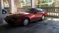 1988 Nissan 300ZX TURBO 5 Speed Coupe
