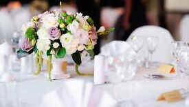 Intership events wedding co-ordinator