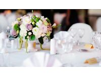 Intership events wedding co-ordinator