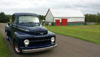 Original 1952 Mercury M100