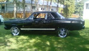 FOR SALE - QUESNEL, BC - 1966 FORD FAIRLANE