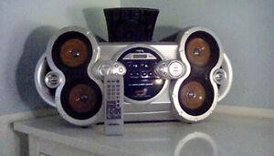 Radio cd mp3 portatif