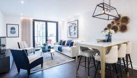 Short Let / Long Let Luxury Furnished 3 bedroom flat in Vauxhall
