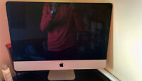 """2013 iMac with 1 TB of data and 21.5"""" led screen"""