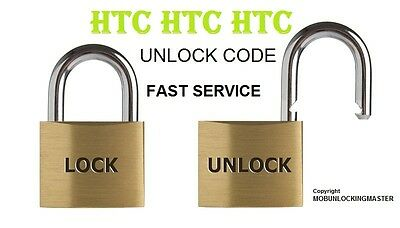 UNLOCK CODE HTC ONE X V Mini M7 HTC M8 HTC Desire 512 626s 625 M9 626 512 510