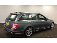 Mercedes-Benz C180 1.8 Blue F 7G-Tronic 2011MY Sport FROM £57 PER WEEK!