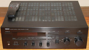 Yamaha AM / FM Stereo Receiver Model RX-596 (Display Issue)