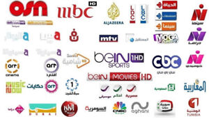More than 8000 live TV Channels & 5000 VOD for just $130 a YEAR!