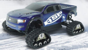 New Snow Track RC truck Brushless Electric 4WD LIPO  RTR