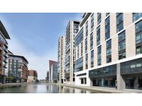 BEAUTIFUL 1 BEDROOM FLAT WITH MODERN FITTED KITCHEN, PRIVATE PARKING IN Merchant Square, London RL6