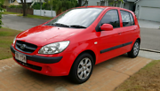 2008 Hyundai Getz  / 6 months rego and RWC Camp Hill Brisbane South East Preview