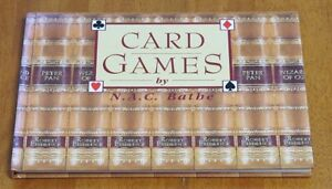 Card Games by N. A. C Bathe (Hardcover)