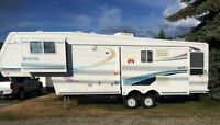 Jayco Designer 3110 5th Wheel