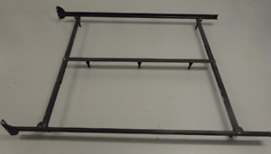 Common Twin/Full/Queen Roller Bed Frame