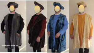 Costumes de la Renaissance - Homme